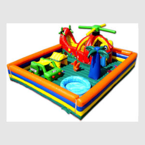 Chopperville Tiny Tots Playground