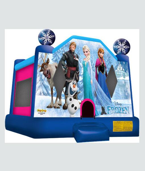 Frozen Clubhouse Jumper