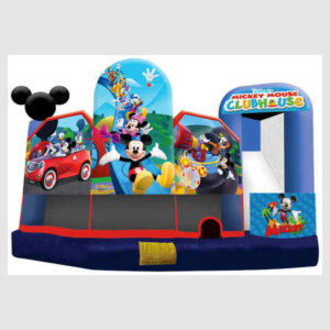 Mickeys Park Combo Jumper 5-in-1