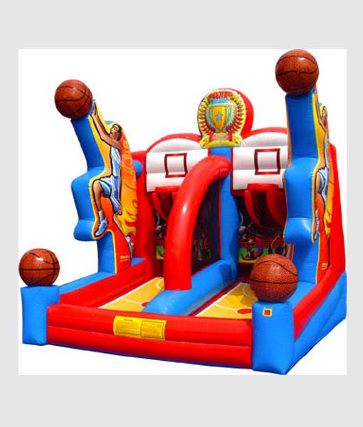 Basketball-Challenge