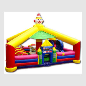Big Top Tiny Tots Playground