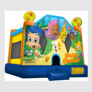 Bubble Guppies Jumper-Clubhouse