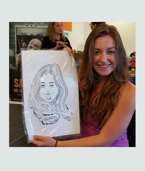Cartoon-Artist