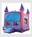 Pastel Castle Jumper Clubhouse