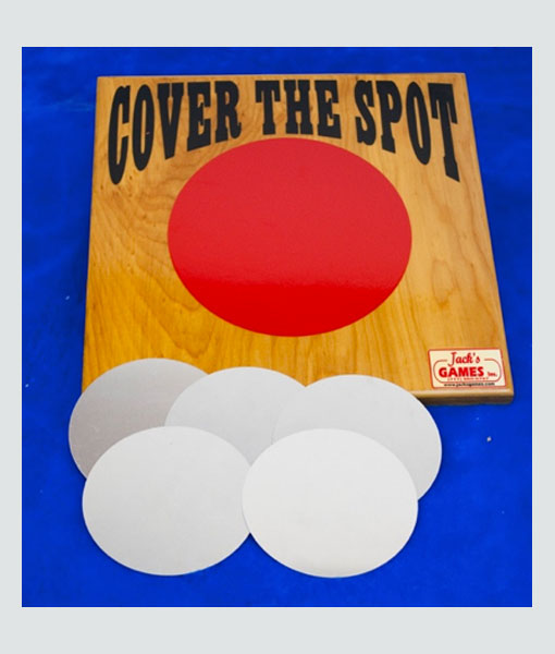 Cover-the-Spot