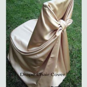 Drape Chair Cover