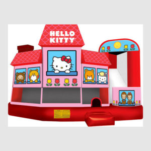 Hello Kitty Combo Jumper 5-in1