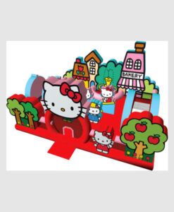 Hello Kitty Tiny Tot Playground