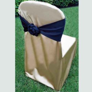 Lamour Chair Cover and Sash