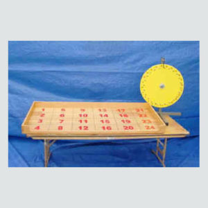 Lollipop Spin Tabletop Game