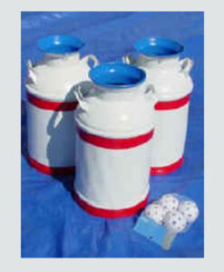 Milk Can Toss Stand Alone Game