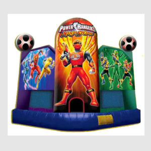 Power Rangers Jumper-Clubhouse
