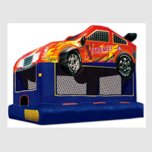 Race Car Jumper-Clubhouse