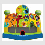 Sesame Street Jumper-Clubhouse
