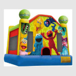 Sesame Street Jumper-Premium