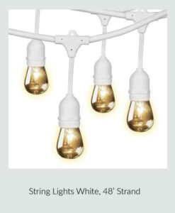 String Lights White