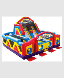 Obstacle Courses-Slides