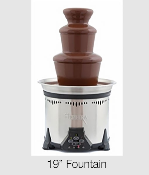 Chocolate Fountain Small