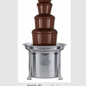 Chocolate Fountain Medium