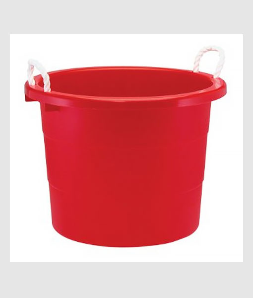 party-tub-red