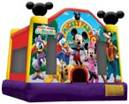 Mickey Mouse Disney carnival rental from Party Pronto in Arcadia, CA