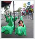 Dino Swing Ride