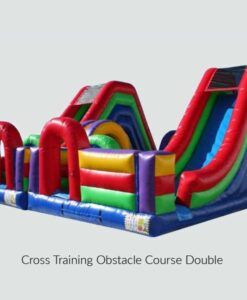 Cross Training Obstacle Course Double