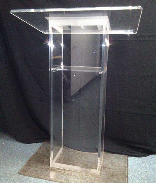 podium-lucite