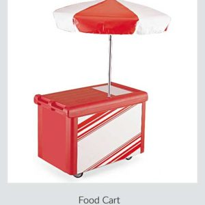 Food Cart Front