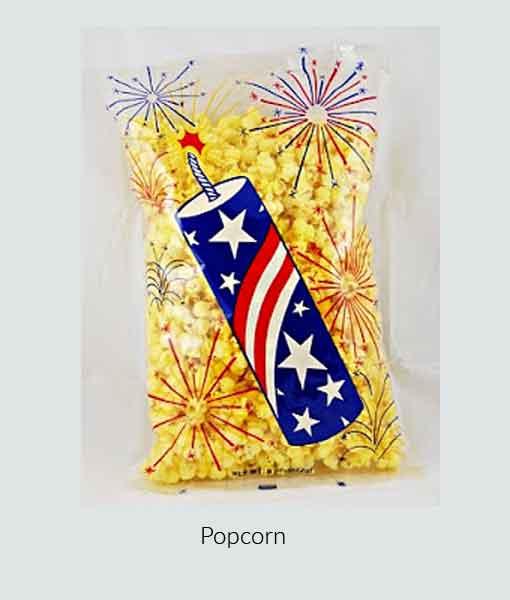 Prepackaged Popcorn
