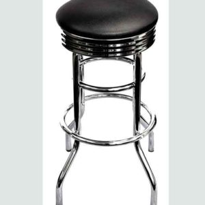 Chrome Barstool 2
